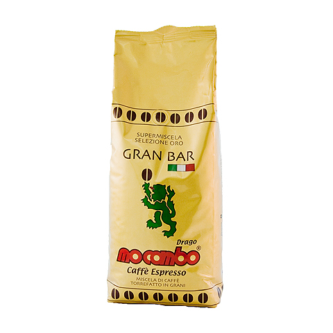 Mocambo Caffee Gran Bar Gold